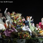 SAUL_Glyndebourne,Director; Barrie Kosky,Saul; Christopher Purves,David; Iestyn Davies,Merab; Lucy Crowe,Michal; Sophie Bevan,Jonathan; Paul Appleby,High Priest; Benjamin Hulett,Witch of Endor; John Graham_Hall,
